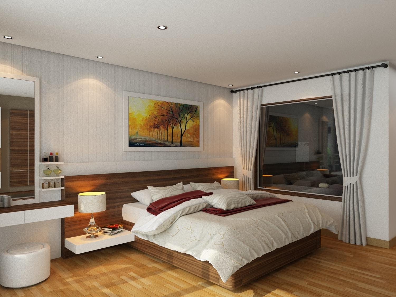 Giường ngủ gỗ mdf - mfc với nhiều thiết kế, đa dạng, nhiều mẫu mã cho khách hàng lựa chọn hoặc thiết kế theo yêu cầu cảu khách hàng.  Kích thước của các mẫu giường gỗ mdf - mfc được thiết kế theo yêu cầu của khách hàng và theo tiêu chuẩn với chiều dài 2m, chiều rộng gồm loại 1,2m, 1,4m, 1,6m, 1,8m và 2m.  Màu sắc đa dạng, phong phú, nhiều lựa chọn cho khách hàng.  Nguyên liệu giường ngủ mdf - mfc được tuyển chọn kỹ lưỡng và đặc xử lý sản xuất trong quy trinh công nghệ cao, khép kín, ...