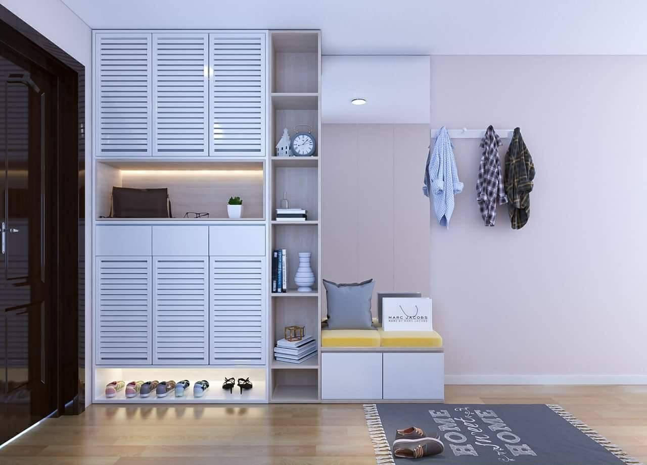 Tủ gỗ công nghiệp với hơn hai trăm màu bao gồm cả màu trơn và màu vân gỗ quý khách thỏa sức lựa chọn màu cho phù hợp với phong thủy hoạc sở thích của bạn.Nếu bạn cần sắm một vật dụng nội thất nào đó cho căn nhà của bạn,hay có hứng thú với bất kỳ sản phẩm nào của Nội Thất Mộc Hân thì hãy đến với chúng tôi để được tư vấn miến phí về thiết kế nội thất.Hotline:0964119116 Anh Huy