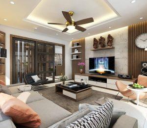 thiết kế thi công nội thất gỗ công nghiệp giá rẻ tại Hà Nội