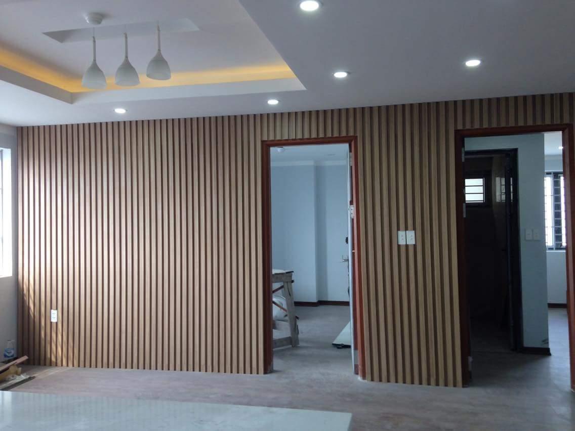 Kết quả hình ảnh cho ốp tường gỗ mdf