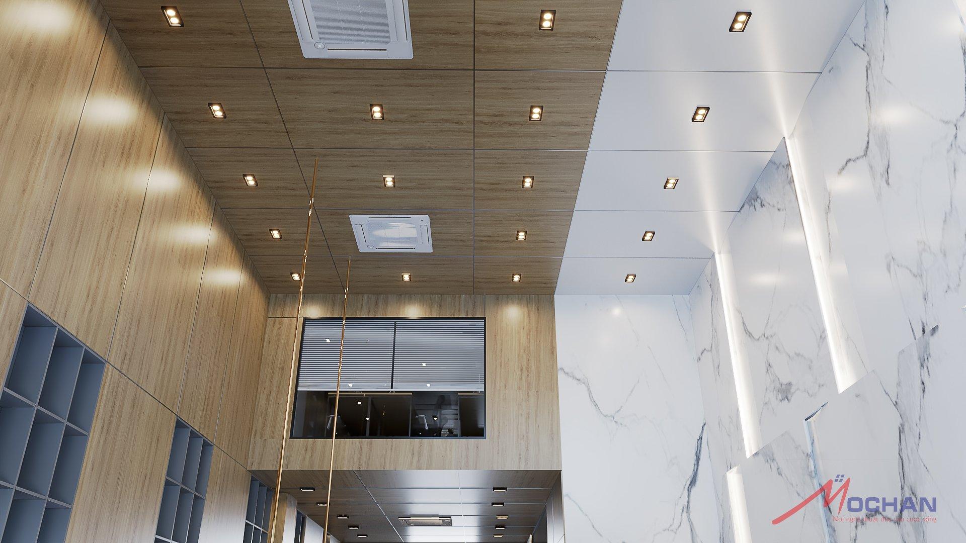 ảnh thiết kế văn phòng 83 hào nam mộc hân