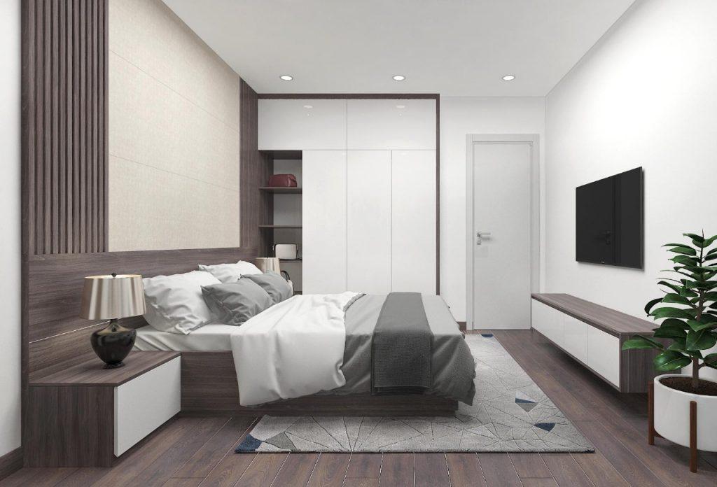 phòng ngủ - hướng nhìn 4