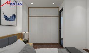 phòng ngủ chung cư