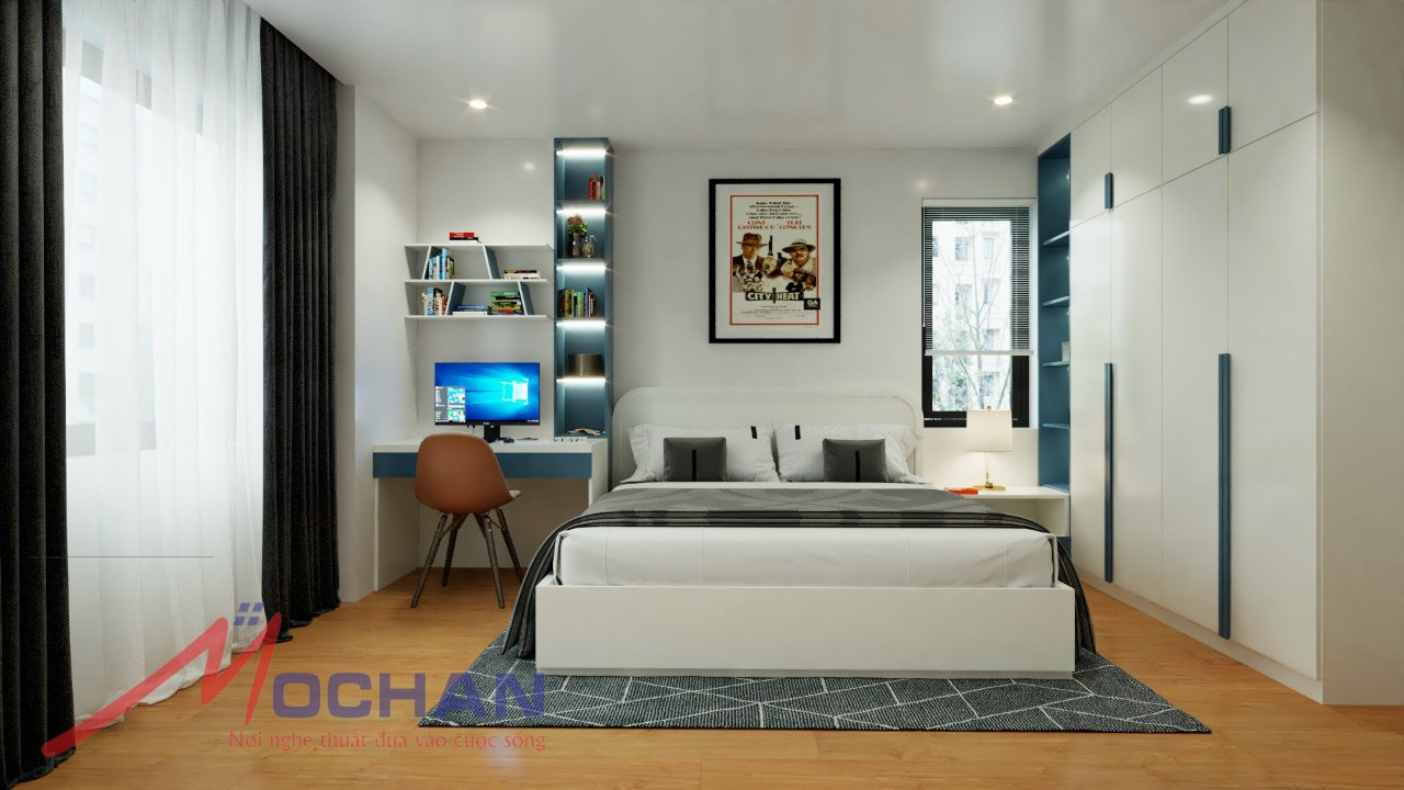 Phòng ngủ con 2- hướng nhìn 2