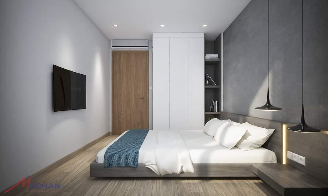 phòng ngủ - hướng nhìn 3